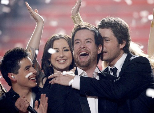 David Cook American Idol